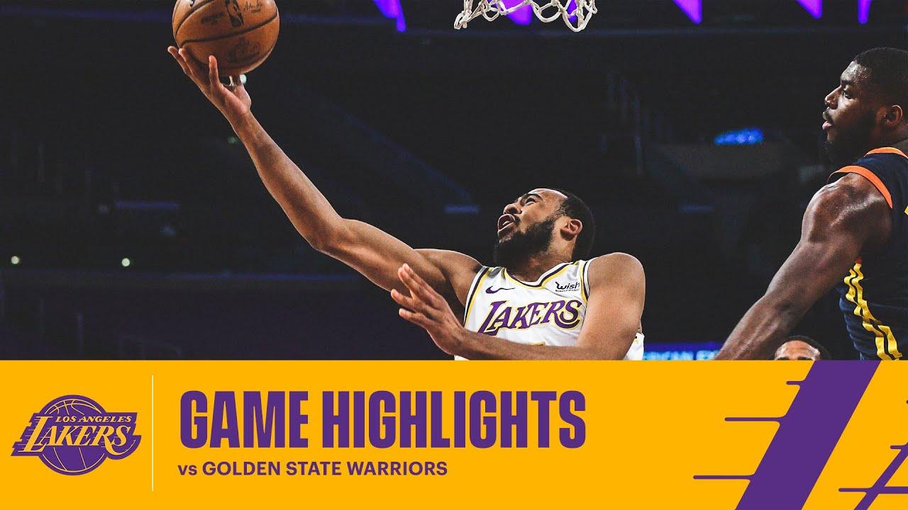 Talen Horton-Tucker vs GSW | February 28, 2021 | 2020-21 NBA Season