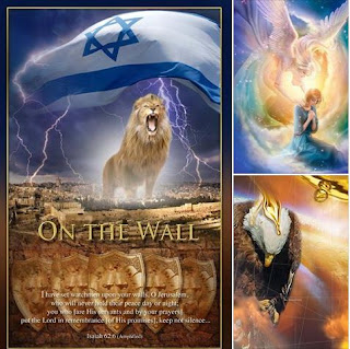 On Your Walls O Jerusalem by Tammy Lang Jensen