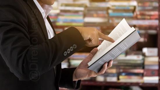 5 livros advogado estudante direito ler