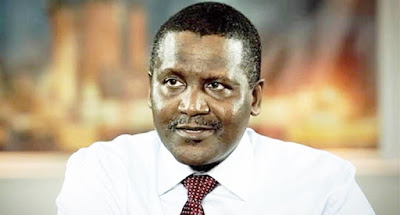 Aliko Dangote Pictures
