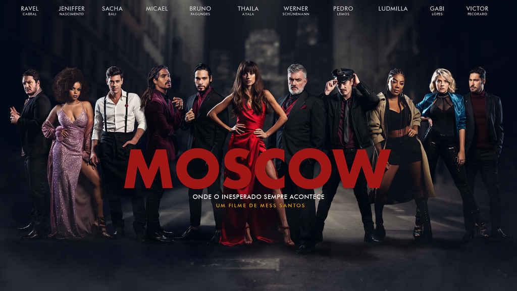 """""""MOSCOW"""" - Sem nenhum real vindo da lei de incentivo à cultura o longa inova na forma de fazer a sétima arte"""