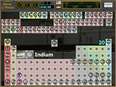 Periodic Puzzle screenshot