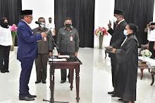 Duduki Jabatan Kepala Dishub Malra, Nikson Hukubun Diemban Tanggung Jawab Besar