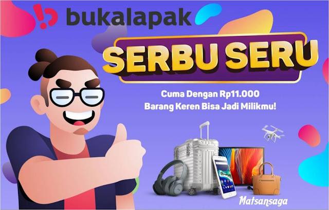 Bukalapak Marketplace Terpercaya Di Indonesia