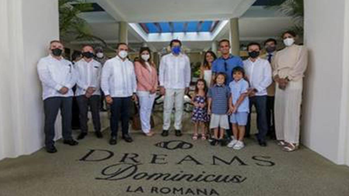 AMRESORTS REABRE HOTELES REPÚBLICA DOMINICANA JAMAICA 01