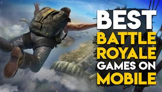 Battle Royale Game