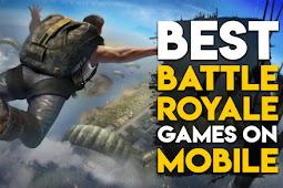 Game Battle Royale Terbaik Untuk Android