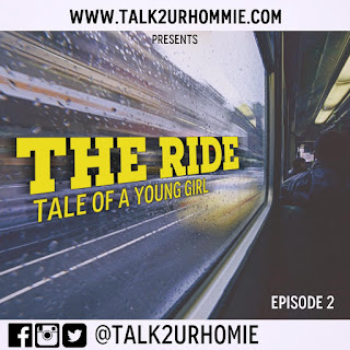 cover picture of the 2nd episode of The Ride