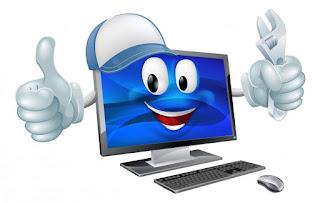 Service Komputer