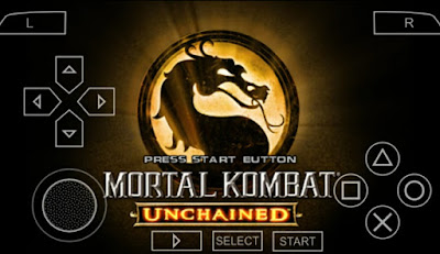 Download Mortal Kombat Unchained ISO PPSSPP