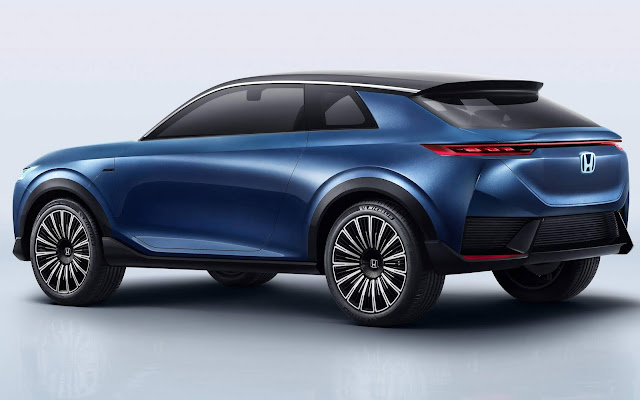 Honda Honda SUV e 100% elétrico apresentado na China