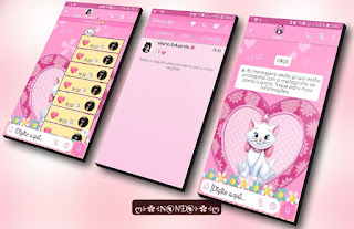 Love Cat Theme For YOWhatsApp & Fouad WhatsApp By Nanda