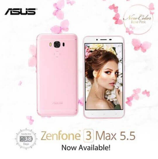 ASUS ZenFone 3 Max Now More Affordable at Php8,495