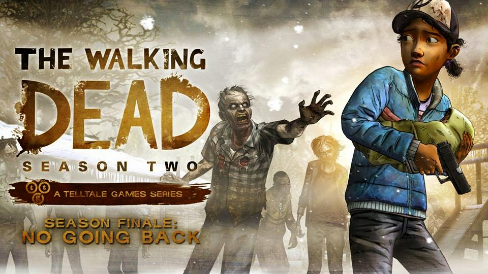 The Walking Dead The Game - Season Two Finale - No Going Back