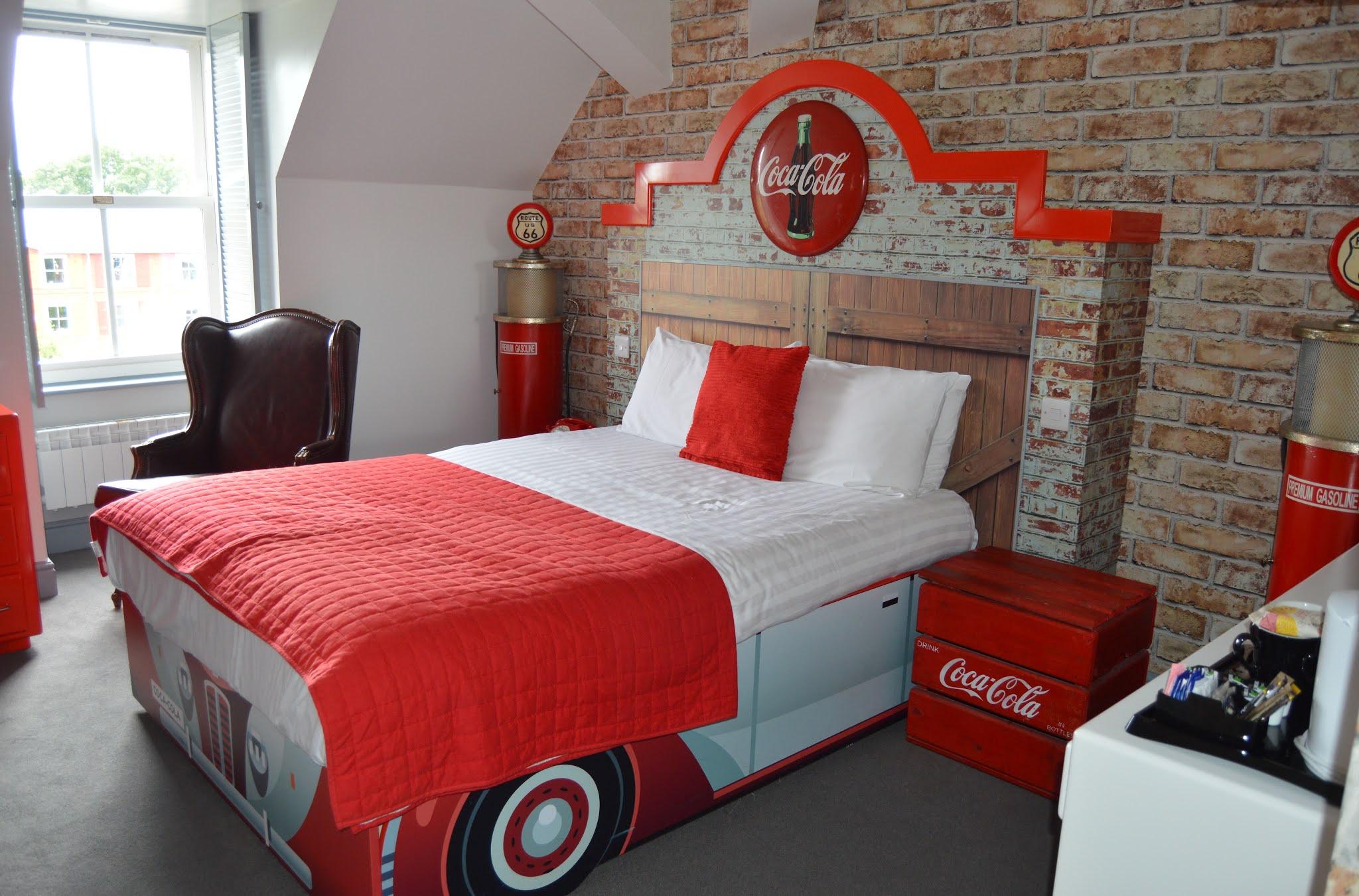 The Coca Cola Room