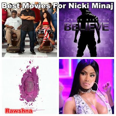 شاهد افضل افلام نيكي ميناج على الإطلاق شاهد قائمة افضل افلام نيكي ميناج على الاطلاق معلومات عن نيكي ميناج | Nicki Minaj