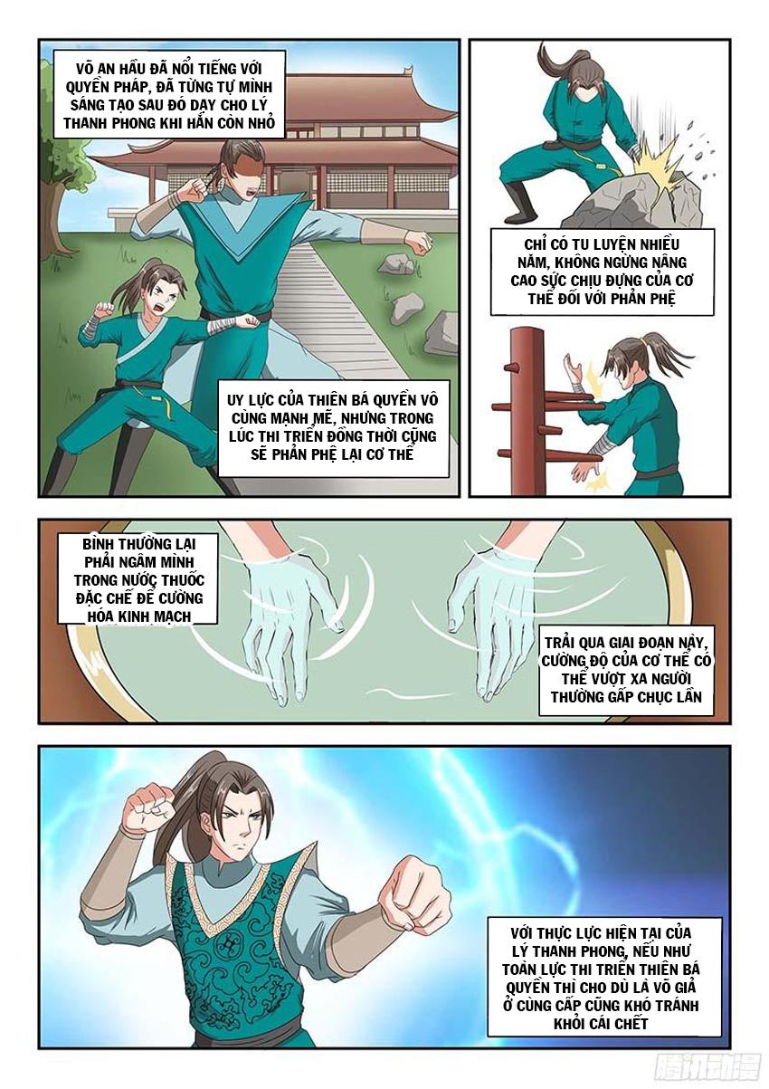 Võ Thần Chúa Tể Chap 127 - Trang 6
