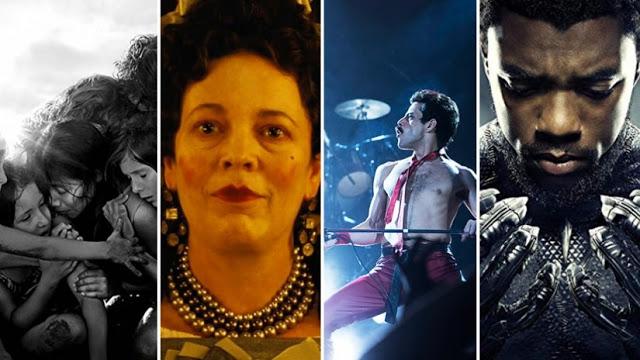 Oscars 2019: Revisa la lista completa de los ganadores de la noche