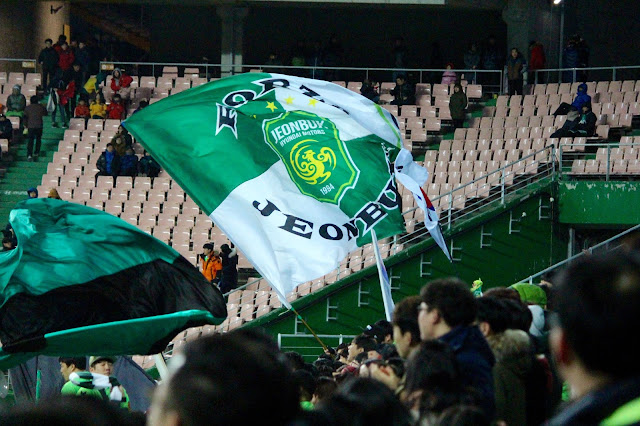 Jeonbuk Hyundai Motors Deemed Ineligible to AFC Champions League 2017
