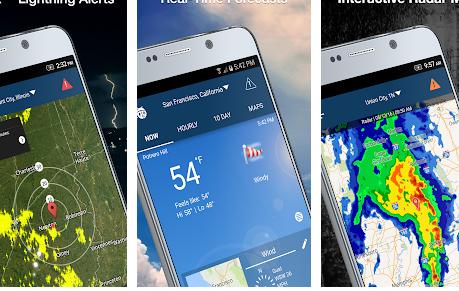 os melhores apps de clima: De olho na previsão