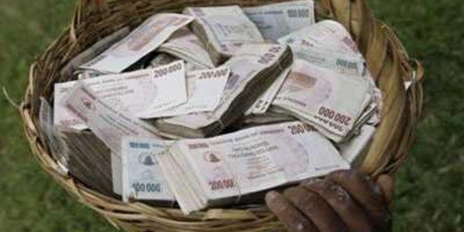 Di Zimbabwe, Uang Sumbangan Pengantin Diberikan Tanpa Amplop
