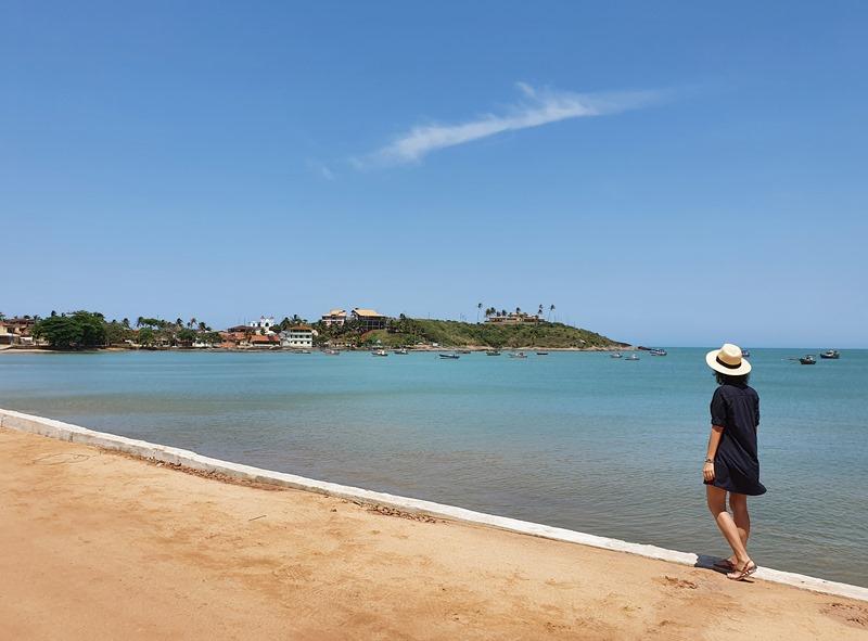 Hotéis e Pousadas na Praia de Meaípe Guarapari