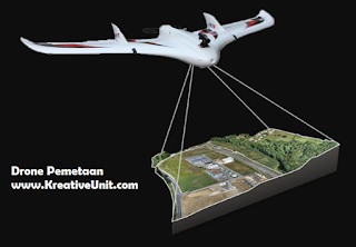 Drone Khusus Untuk Pemetaan