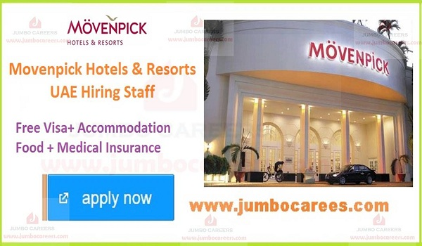 Hotel Job vacancies in Gulf countries,