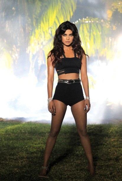 Priyanka Chopra Hot Bikini Photos