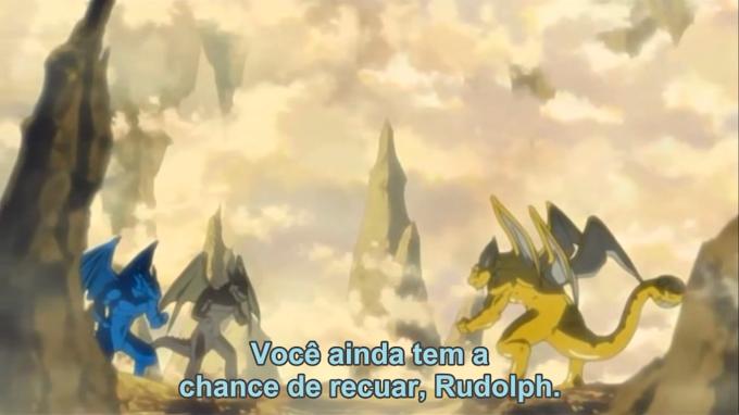 Blue Dragon Tenkai no Shichi Ryuu Episódio 49 – Kaizaa Suveruto Legendado Download 720p!
