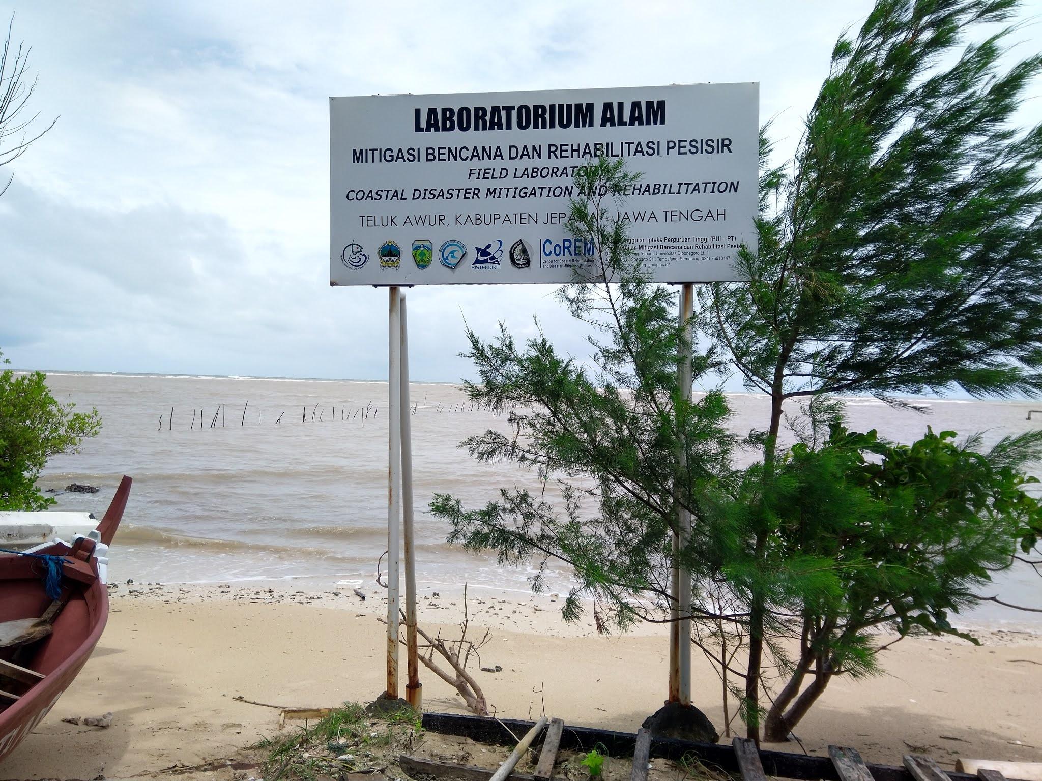 Kunjungi MSTP UNDIP, IKAMaT Koordinasi Pengembangan MECoK Ecopark