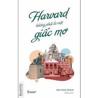 Harvard Không Phải Một Giấc Mơ ebook PDF-EPUB-AWZ3-PRC-MOBI
