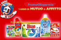 """Con Henkel Detergenza """"Un anno di casa 2° fase"""" : 8 premi da euro 6780 per 1 anno di affitto o mutuo"""