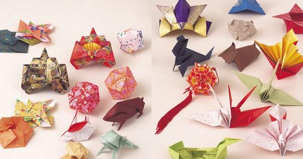 origami l 39 art du pliage de papier le temps d 39 un drama. Black Bedroom Furniture Sets. Home Design Ideas