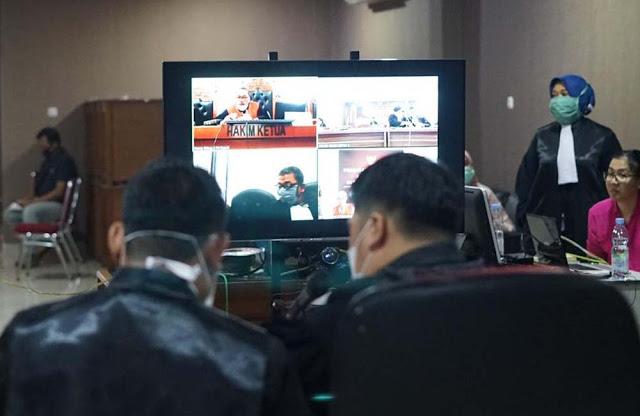 Terbukti Bisnis Narkoba, 2 Anggota Polisi Divonis Mati