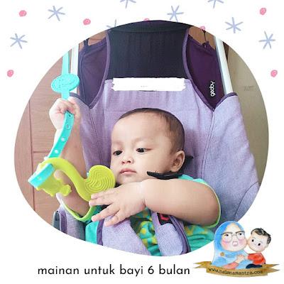 teether aman untuk bayi