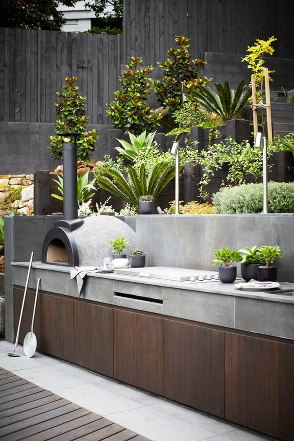 7 Great Ideas For Outdoor Kitchens - Eat Outdoors With Family 7