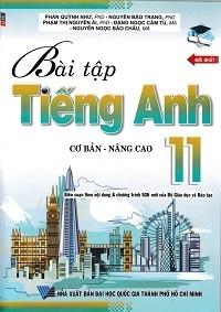 Bài Tập Tiếng Anh Lớp 11 Cơ Bản Và Nâng Cao - Phan Quỳnh Như