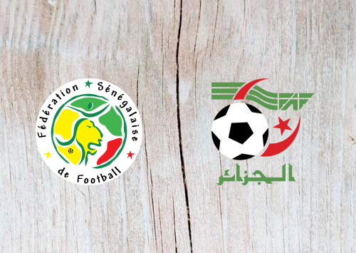 Senegal vs Algeria - Highlights 27 June 2019