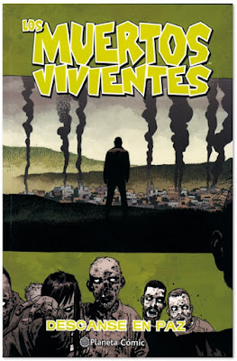 Los muertos vivientes Robert Kirkman Adlard planeta comic