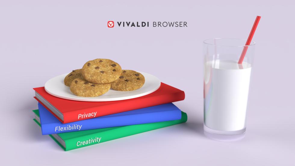 Con Vivaldi browser puoi non vedere più i fastidiosi banner per accettare i cookie