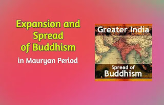 Spread of Indian Culture Buddhism in world