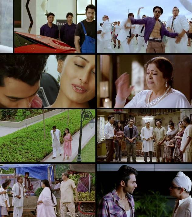Ajab Gazabb Love 2012 Hindi 720p HDRip
