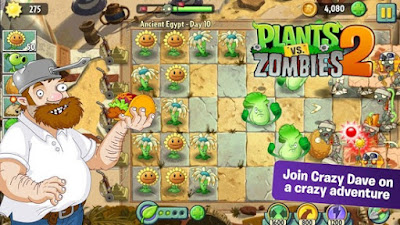 Plants vs Zombies 2 v3.0.1