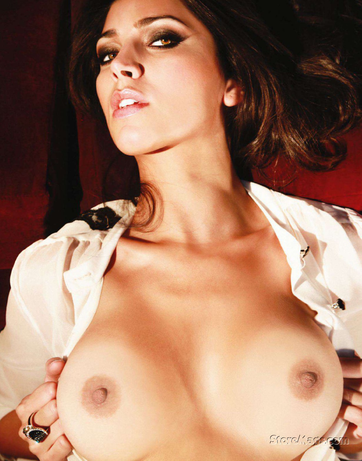Aimee Teegarden Nude Pics