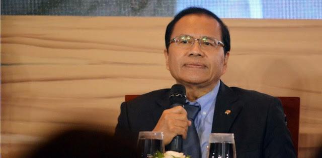 Rizal Ramli: Presiden Punya Banyak Kekuasaan Kok Malah Niru Santa Claus