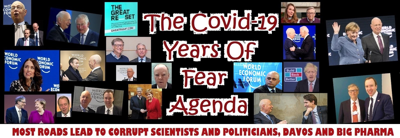 The Covid-19 Years of Fear Agenda