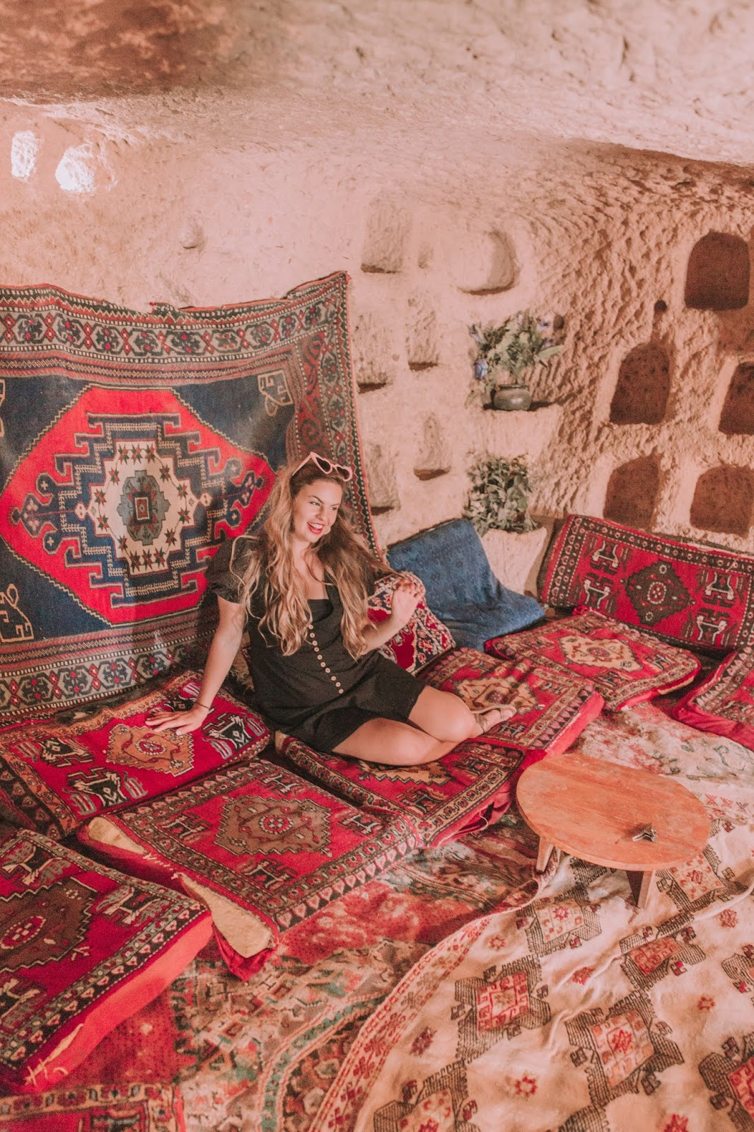 peri cafe cave man cappadocia nataly jennings