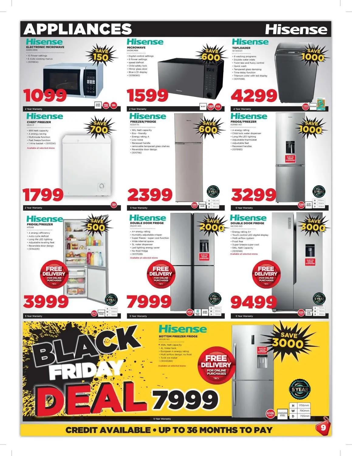 HiFi Corporation Black Friday Deals  Page 9