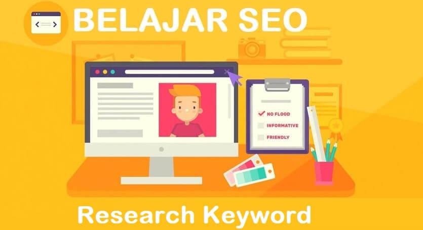 Tutorial SEO - Research Keyword